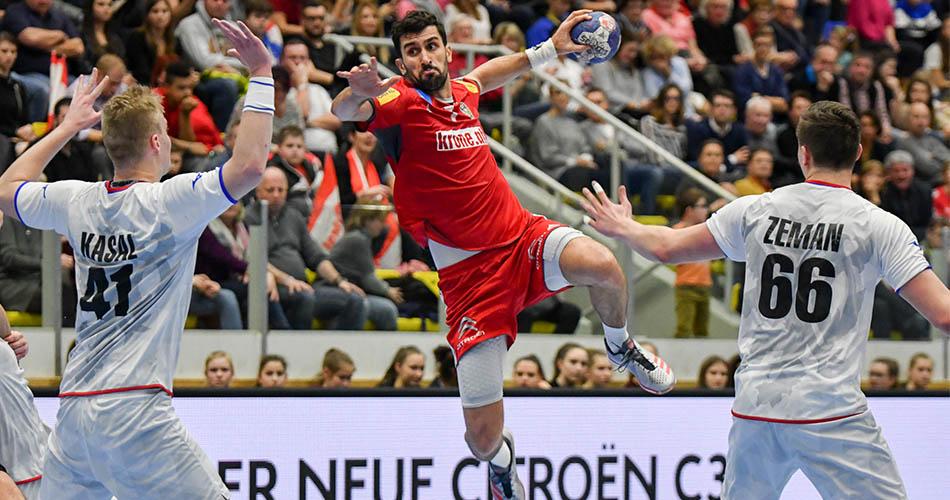Handball tactics